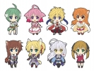 photo of Dog Days - Millhiore F. Biscotti - Nendoroid Plus - Trading Rubber Strap Dog Days (Secret)