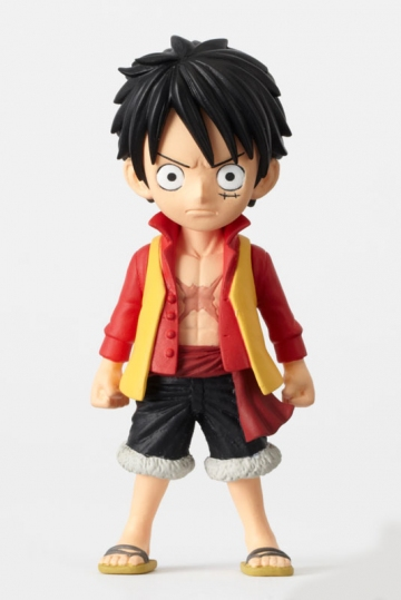 main photo of One Piece World Collectable Figure ~One Piece Film Z~: Monkey D. Luffy