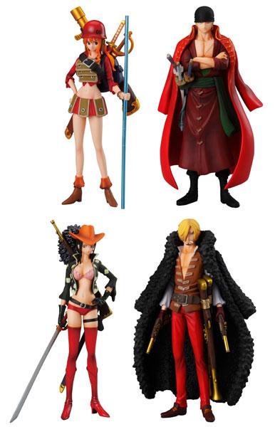 Super One Piece Styling Film Z 2nd Box Nico Robin My Anime Shelf