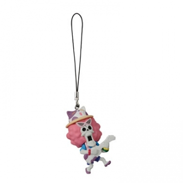 main photo of One Piece Strap: Brook Opening Ver.