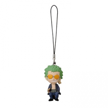 main photo of One Piece Strap: Zoro Opening Ver.