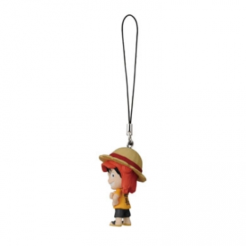 main photo of One Piece Strap: Luffy Opening Ver.