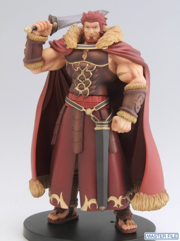 main photo of Fate/Zero DXF Figure: Rider