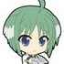 Dog Days - Eclair Martinozzi - Nendoroid Plus - Trading Rubber Strap Dog Days