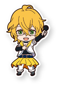 main photo of Nendoroid Plus Uta no☆Prince-sama♪ Maji Love 1000% Rubber Strap: Shinomiya Natsuki