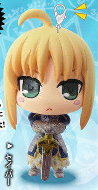 main photo of Colorfull Collection Fate/Zero: Saber