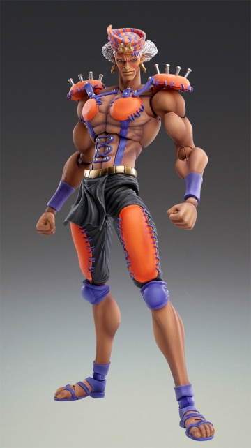 main photo of JoJo Super Action Statue 46 ACDC