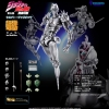 photo of JoJo's Bizarre Adventure Super Action Statues: Silver Chariot with Coco Jumbo