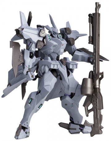 main photo of Revoltech Yamaguchi Series: EF-2000 Typhoon Zerberus Use