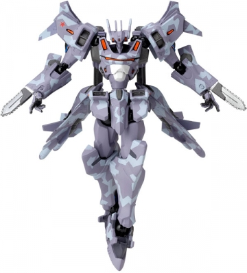 main photo of Revoltech Yamaguchi Series: Su-37UB Terminator Scarlet Twin Model