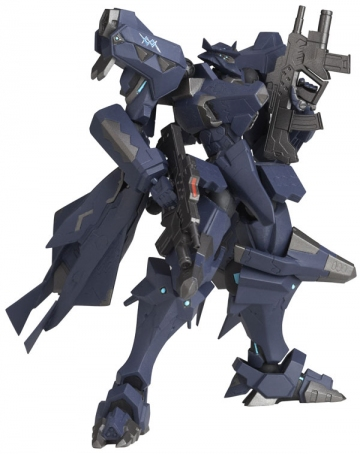 main photo of Revoltech Yamaguchi Series: F-22A Raptor Advanced Mass-production Model Infinities Style