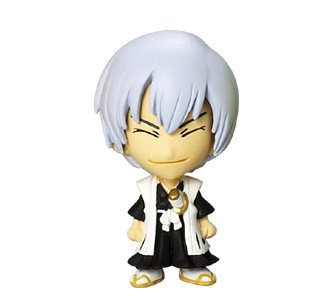 main photo of Bleach Chara Fortune Soul Society Ver. ☆: Ichimaru Gin