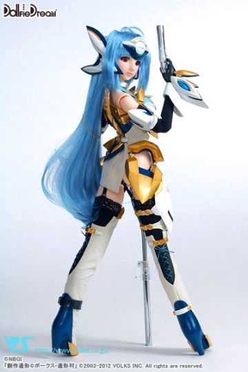 main photo of Dollfie Dream KOS-MOS Ver.4