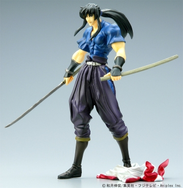 main photo of Story Image Figure Ruroni Kenshin Best Selection: Hiko Seijuro