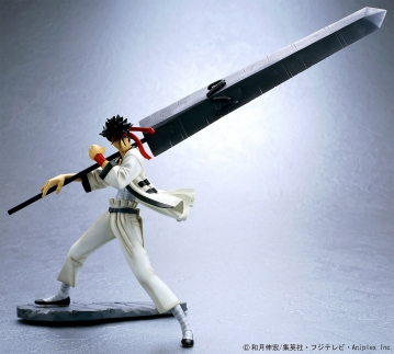 main photo of Story Image Figure Ruroni Kenshin Best Selection: Sagara Sanosuke