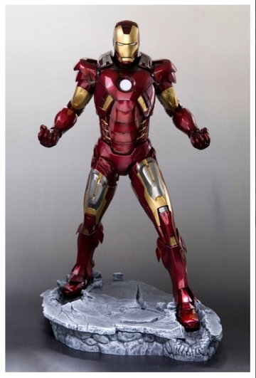 main photo of ARTFX Statue Iron Man MARK VII