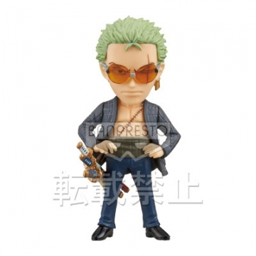 main photo of One Piece World Collectable Figure ~One Piece Film Z~ vol.1: Zoro