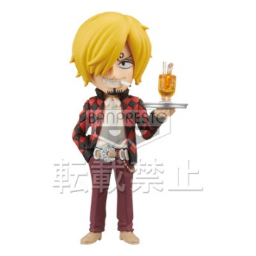main photo of One Piece World Collectable Figure ~One Piece Film Z~ vol.1: Sanji