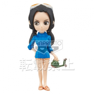 main photo of One Piece World Collectable Figure ~One Piece Film Z~ vol.1: Robin
