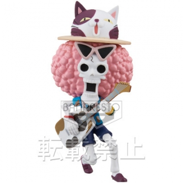 main photo of One Piece World Collectable Figure ~One Piece Film Z~ vol.1: Brook