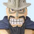 One Piece World Collectable Figure vol.9: Dorry