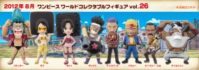 photo of One Piece World Collectable Figure Vol.26: Paulie