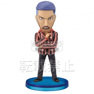 main photo of One Piece World Collectable Figure Vol.26: Iceburg