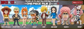 photo of One Piece World Collectable Figure ~One Piece Film Z~ vol.1: Franky