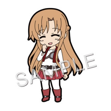 main photo of Pic-Lil! Sword Art Online Trading Strap Asuna Collection: Initial Equipment ver.