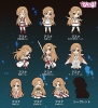 photo of Pic-Lil! Sword Art Online Trading Strap Asuna Collection: Asuna Knights of the Blood ver.
