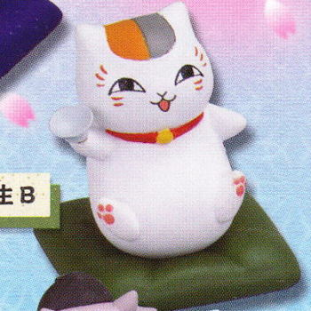 main photo of Monogatari o Tsumugu Hito to Ayakashi Collection: Madara (Nyanko-sensei)