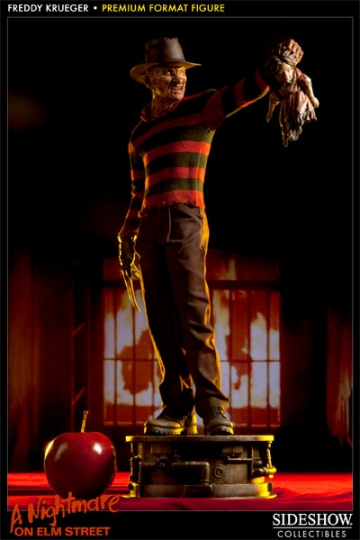 main photo of Premium Format Figure Freddy Krueger