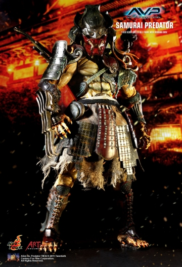 main photo of Artist Collection: Samurai Predator
