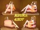 photo of Asuka Langley Antique Sofa Ver.