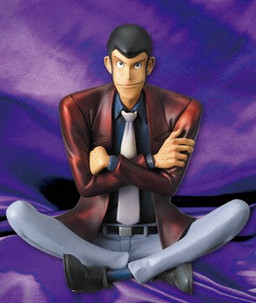 main photo of Lupin The 3rd Stylish Posing Figure: Lupin the 3rd