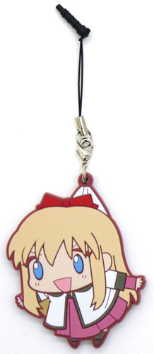 main photo of Yuruyuri Tsumamare Strap: Toshinou Kyouko
