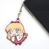photo of Yuruyuri Tsumamare Strap: Toshinou Kyouko