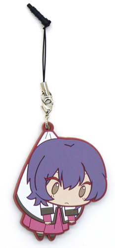 main photo of Yuruyuri Tsumamare Strap: Funami Yui
