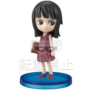 main photo of One Piece World Collectable Figure Vol.27: Nico Robin