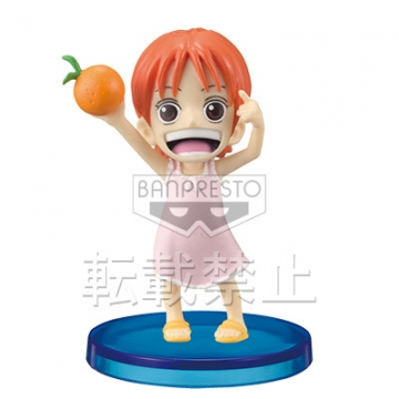main photo of One Piece World Collectable Figure Vol.27: Nami