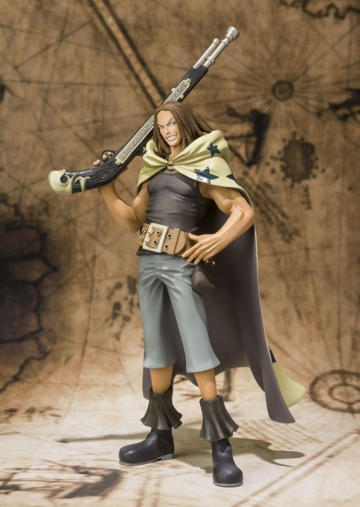 main photo of Figuarts Zero Yasopp