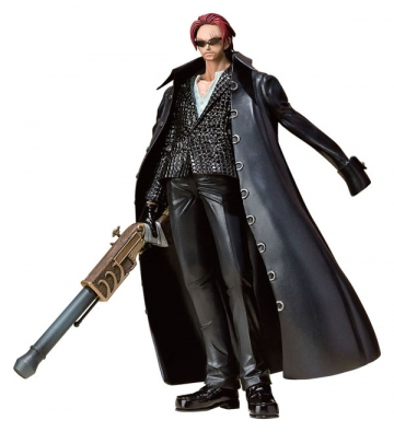 main photo of Figuarts Zero Shanks Strong World Ver.