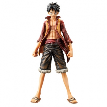 main photo of The Grandline Men DXF Figure Film Z vol.1 Monkey D. Luffy