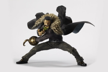 main photo of Figure Colosseum: Sir Crocodile