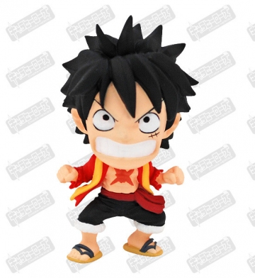 main photo of Anichara Heroes One Piece Film Z: Monkey D Luffy Battle Ver.