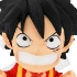 Anichara Heroes One Piece Film Z: Monkey D Luffy Battle Ver.