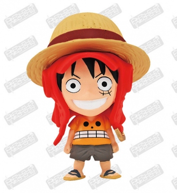 main photo of Anichara Heroes One Piece Film Z: Monkey D Luffy Sailing Ver.