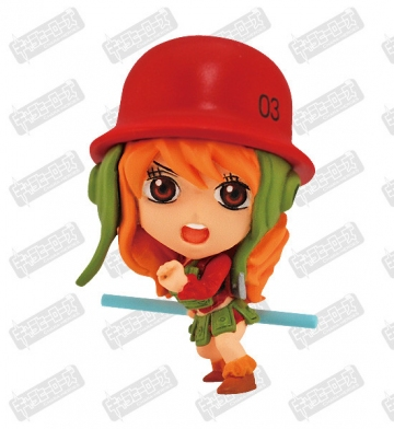 main photo of Anichara Heroes One Piece Film Z:  Nami Battle Ver.