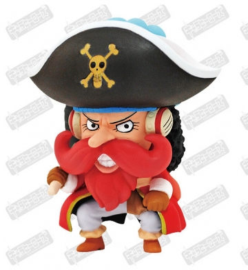 main photo of Anichara Heroes One Piece Film Z: Usopp Battle Ver.