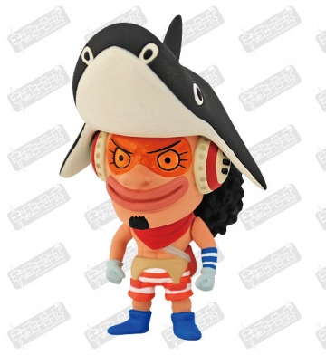 main photo of Anichara Heroes One Piece Film Z: Usopp Sailing Ver.